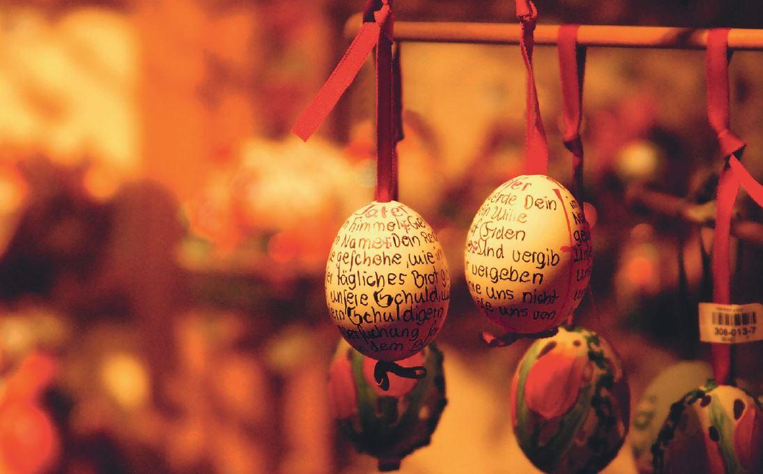Ostern – wo Gottes Liebe siegt